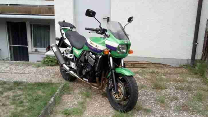 Kawasaki ZRX 1100 R, guter gepflegter Zustand, aus erster Hand gekauft.