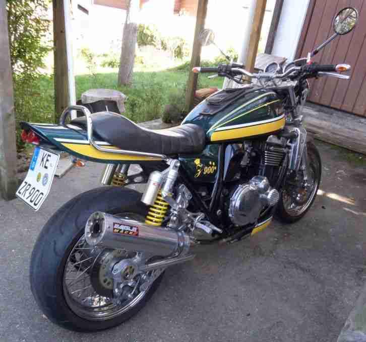 Kawasaki Z1000 Einzelstück 240er Hinterradumbau - Bestes