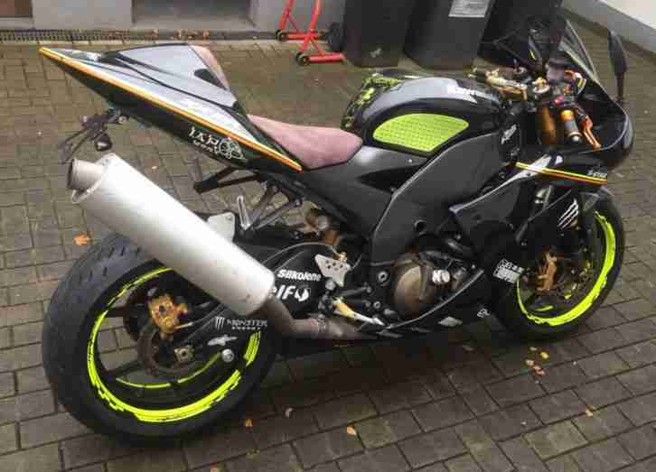 Kawasaki ZX10R 2004 31.000km