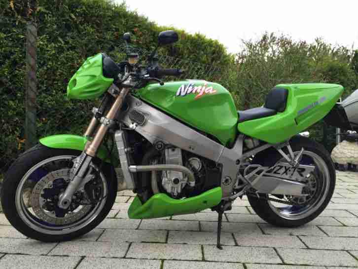 Kawasaki ZX7R Einzelstück , Naked Bike - Bestes Angebot