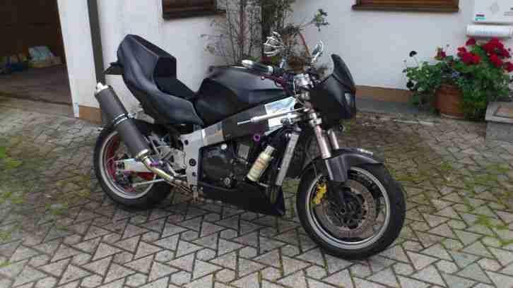 Kawasaki ZXR 750 Mit 900ccm Motor
