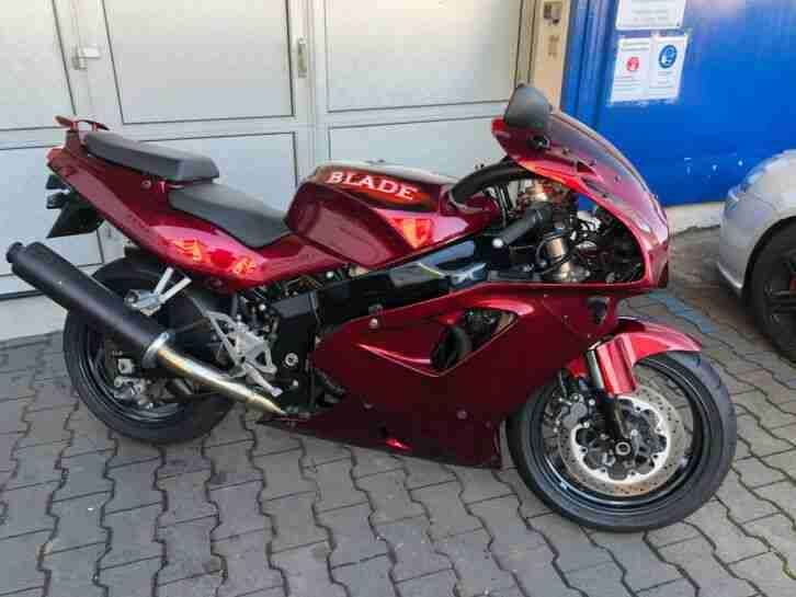 Kawasaki ZXR750J nicht fahrbereit Motorschaden