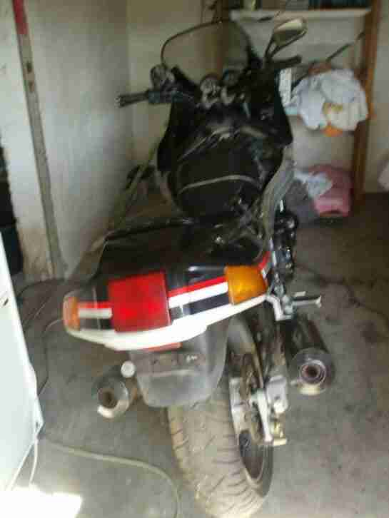 Kawasaki ZXT 1000 Tom Cat