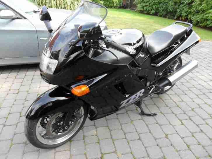 Kawasaki ZZR 1100 C 11000 km .selten unverbastelt