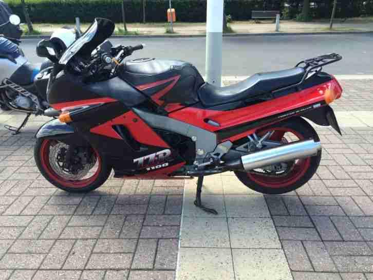 Kawasaki ZZR 1100 Motorrad TÜV 4 17 - Bestes Angebot von ...