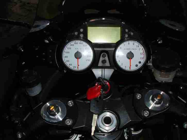Kawasaki ZZR 1400 Schwarz ZX14 ZX14R deutsche - Bestes ...