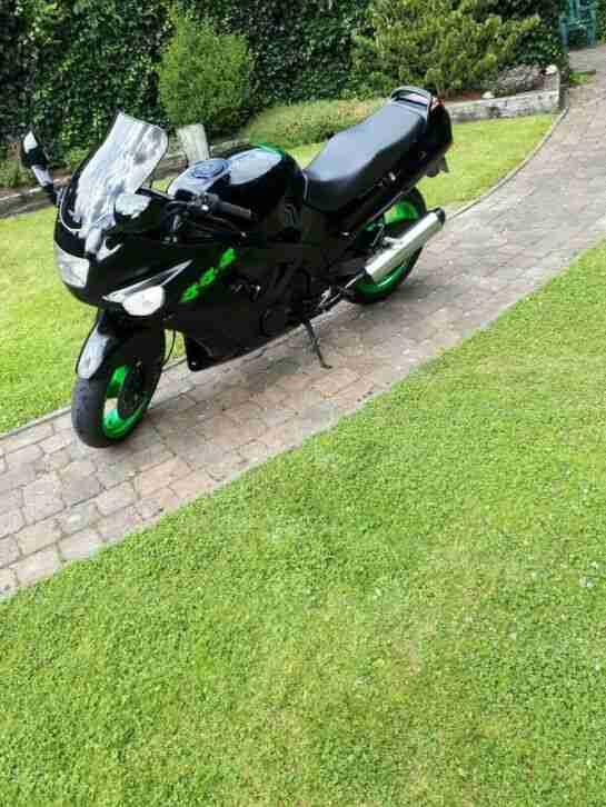 Kawasaki ZZR 600 D mit nur 26 000km keine Suzuki, BMW, Aprilia, Harley Davidson