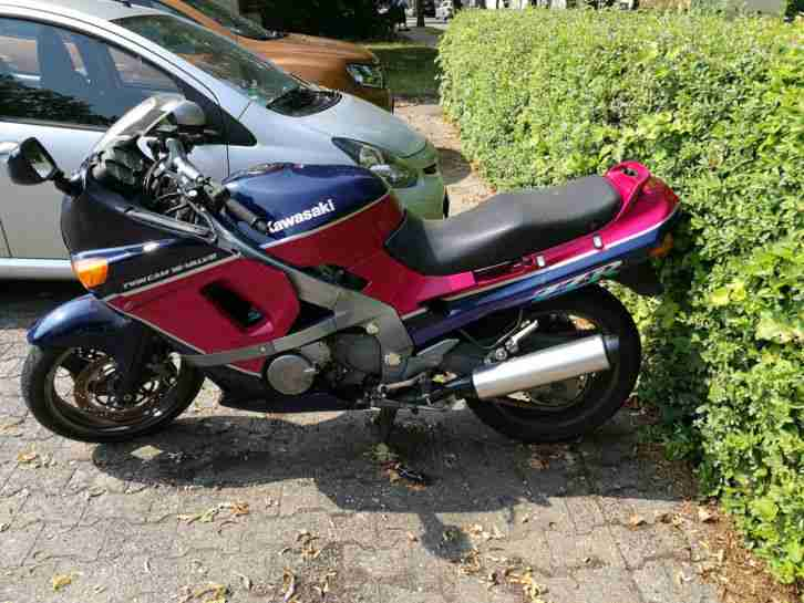 Kawasaki ZZR 600 D
