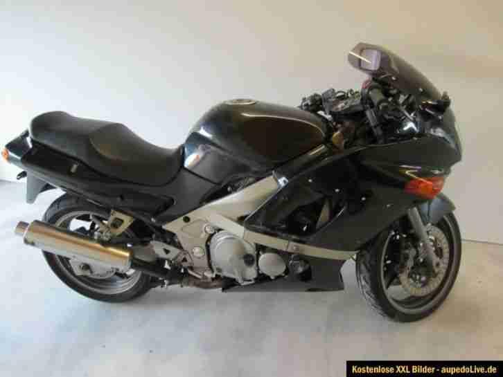 Kawasaki ZZR 600 E Unfall Bastler maschine