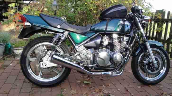 Kawasaki Zephyr ZR 550 B - Bestes Angebot von Kawasaki.