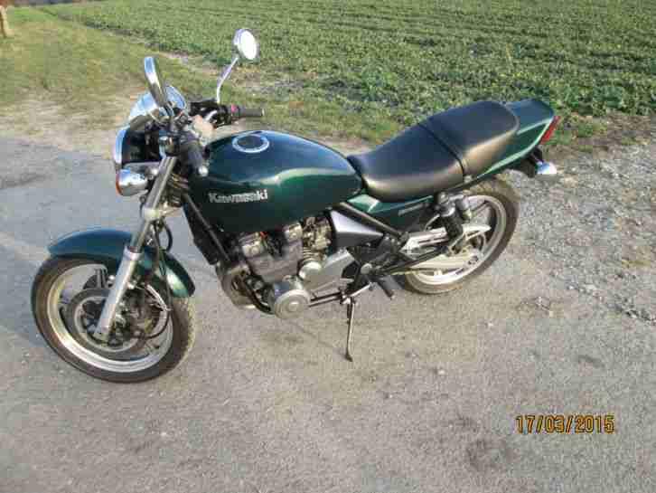 Kawasaki zephyr 550 b - Bestes Angebot von Kawasaki.