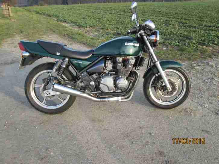 Kawasaki ZR 550 Zephyr - Bestes Angebot von Kawasaki.
