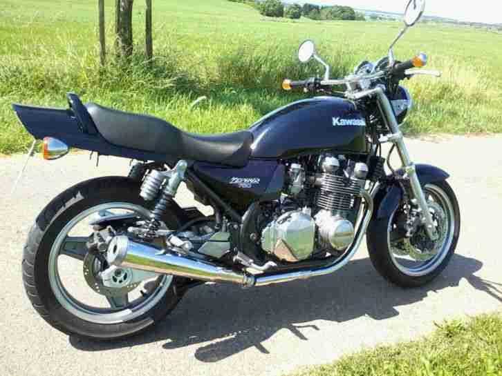 Kawasaki Zephyr 550 Sammlerstück - Bestes Angebot von