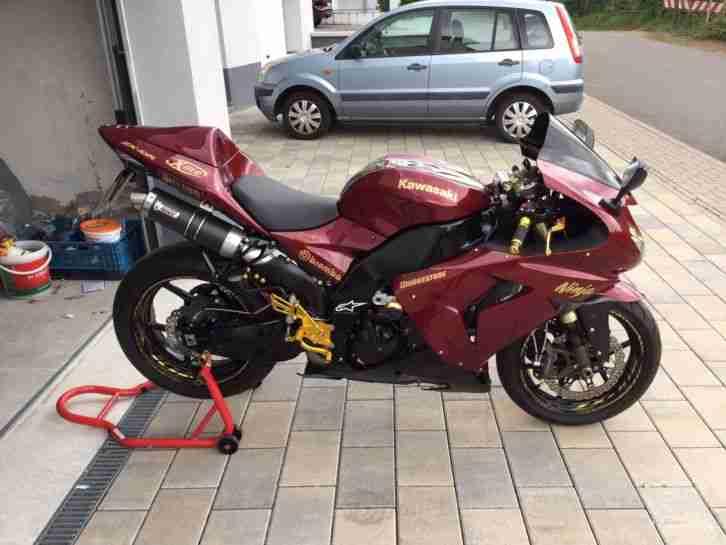 Kawasaki Zx10R 06 07
