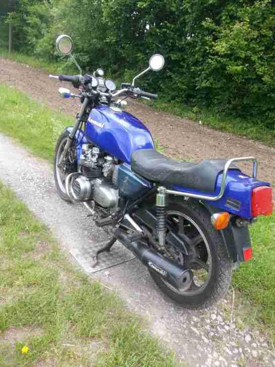 Kawasaki KZ 750 E, BJ. 1982, EZ 1984 - Bestes Angebot von