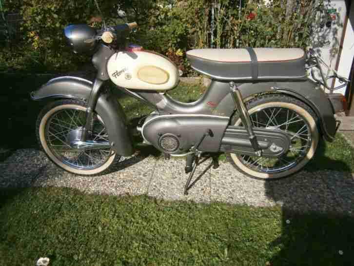 Keidler Super 4 K54 2 Leichtmotorrad