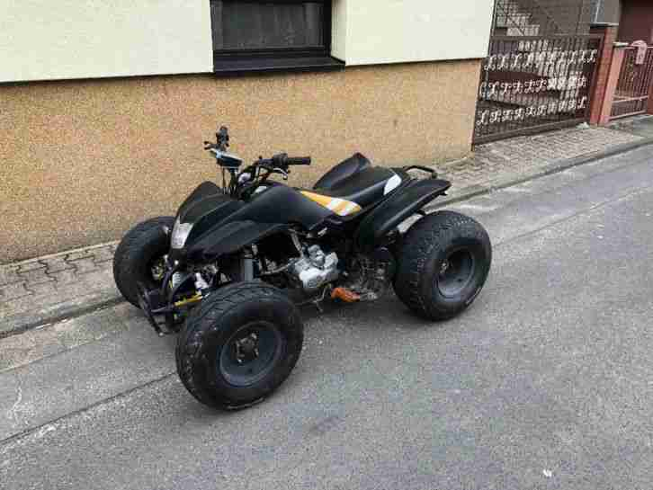 Kington Liyang ATV 200ccm Quad mit Papiere
