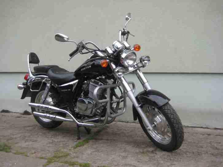 Chopper Motorrad Dorton XT 250 16 NEUWERTIG - Bestes
