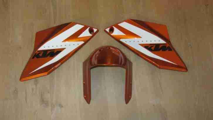 Kotflügel und Tankspoiler für KTM Superduke 1290 R
