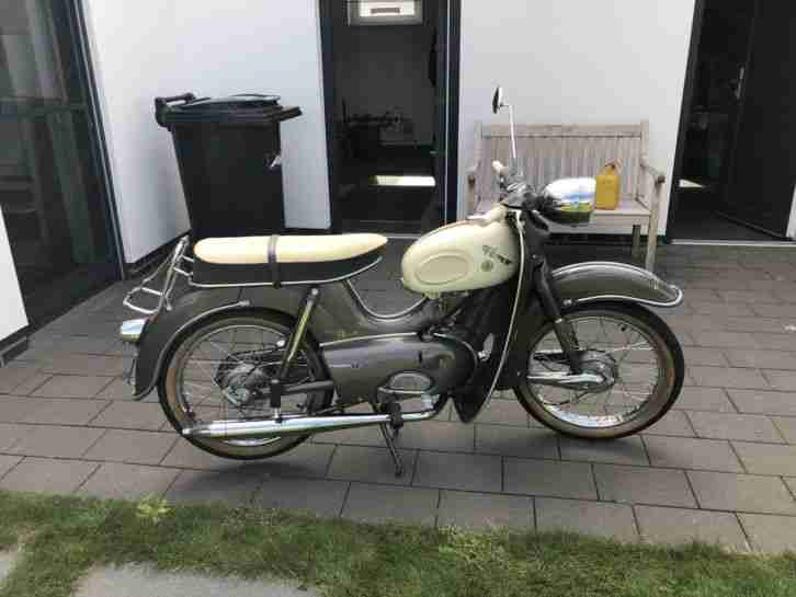 Kreidler Eiertank Super