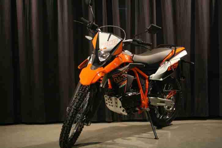 Kreidler Enduro Dice GS 125 Pro, Motorrad, Versand bundesweit 90,