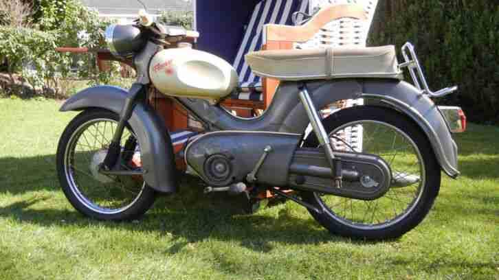 Kreidler Florett 3Gang Fuß Baujahr1964 Modell K54 im Originalzustand !!