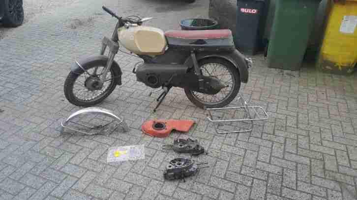 Kreidler Florett DB32 Moped Mokick mit Original Papieren