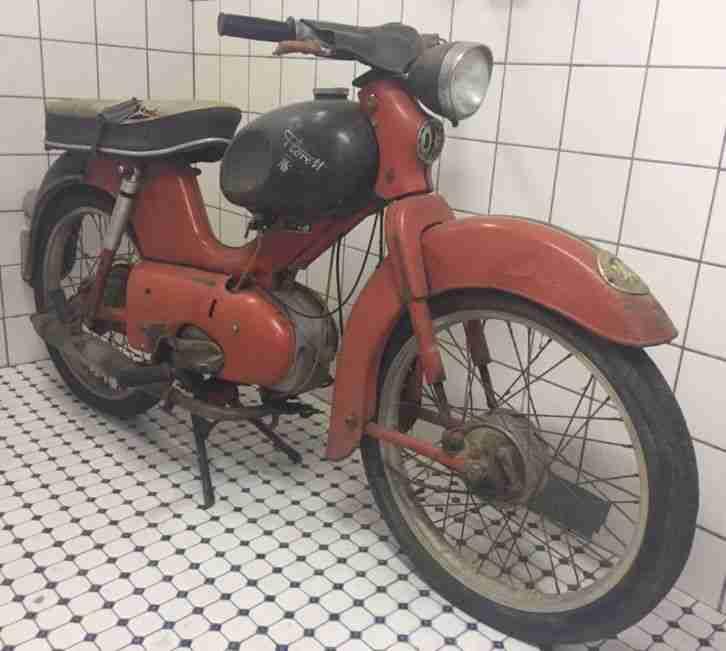 Kreidler Florett K 54 BJ 1961 Restaurationsobjekt