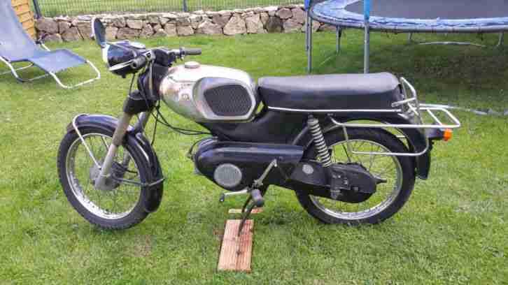 Kreidler Florett K54 32 DB Bj.69 Moped mit Papiere !