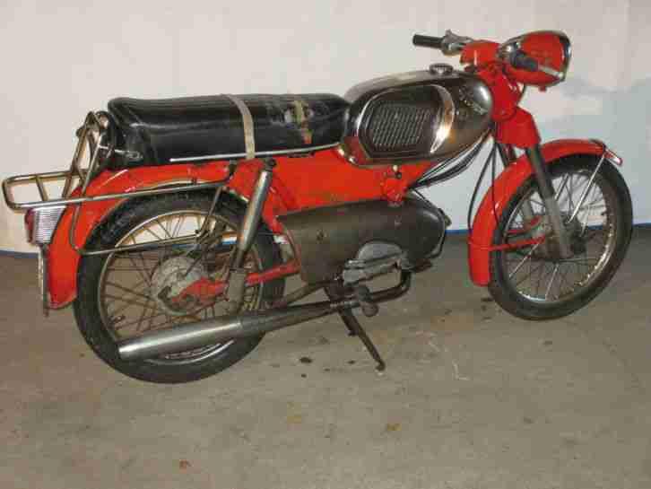 kreidler florett moped mokick 3 gang rm k54 42d bestes. Black Bedroom Furniture Sets. Home Design Ideas