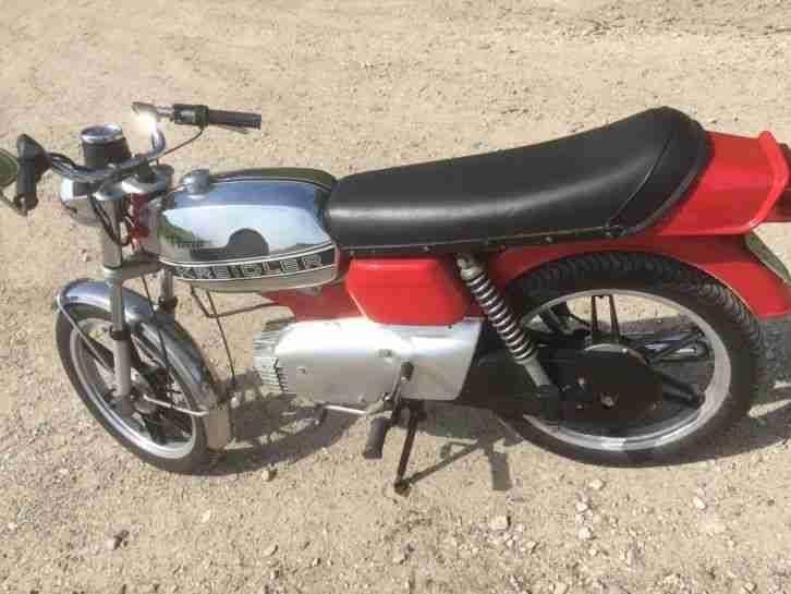 Kreidler Florett RMC 4 Gang 50 BJ 1979