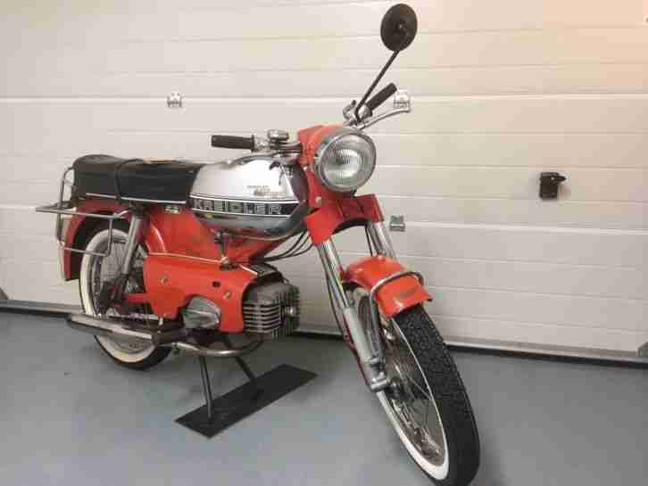 Kreidler Florett Rm mit Original Papieren Moped Mokick Oldtimer 50