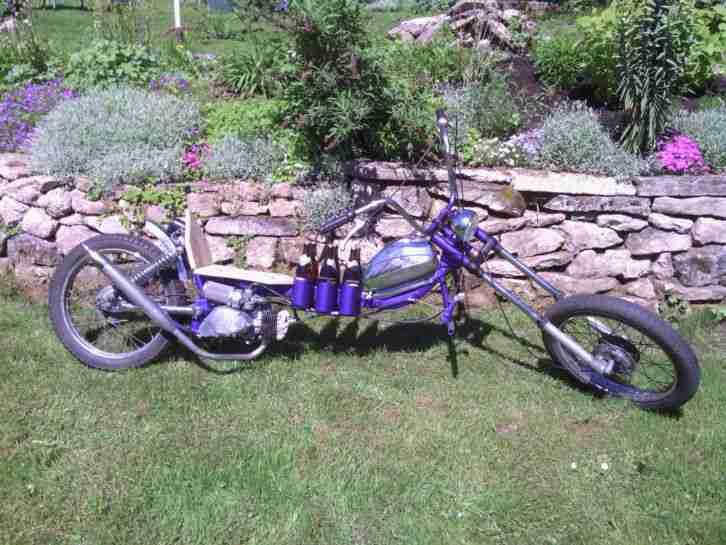 Kreidler Flory 23 Chopper Einzelstück