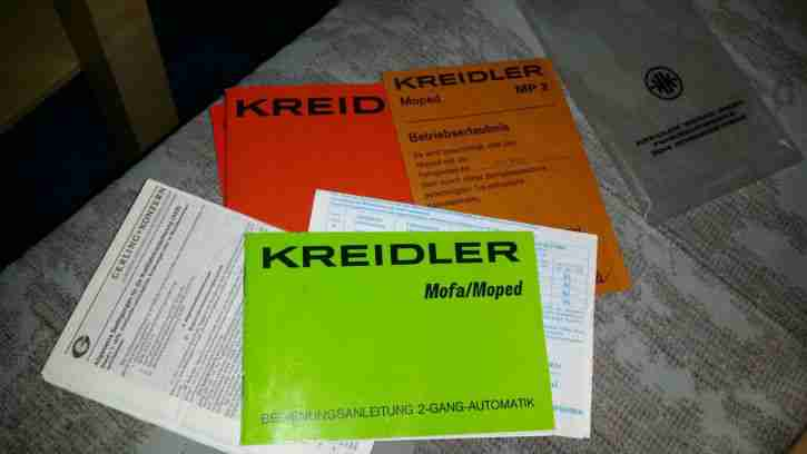 Kreidler MP 2