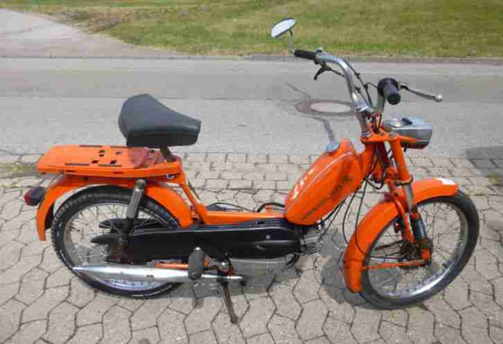 Kreidler MP 2 Moped Oldtimer 1976 Moped Version mit 40 km h eintragung
