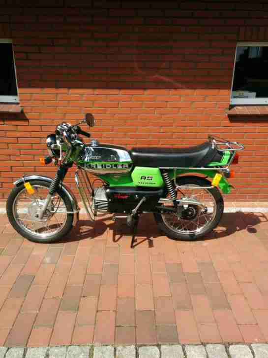 Kreidler Moped