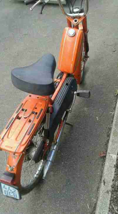 Mp2 Moped Scheunenfund