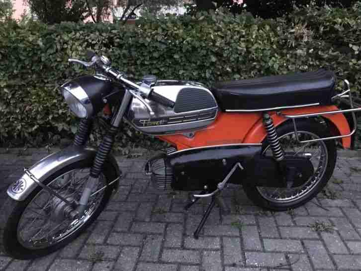Kreidler RMC K54 42 Kult Oldtimer 8120 km 1974