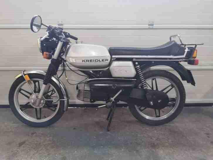 Kreidler RMC S 5.Gang Typ K 54 540 1.Hand Bj.1980