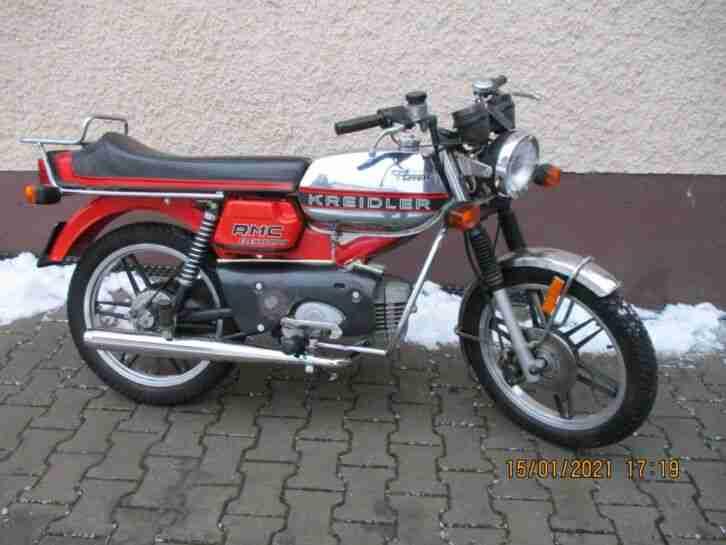 Kreidler RMC bauj 1979 typ K54 421