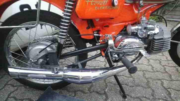 Kreidler RS 6 Gang direkt mit Mahle tuning Zylinder