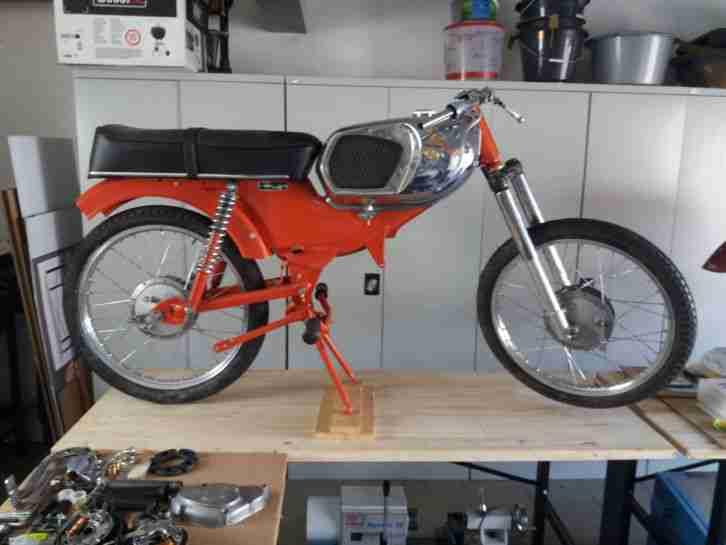 Kreidler RS Rennflorett 1968