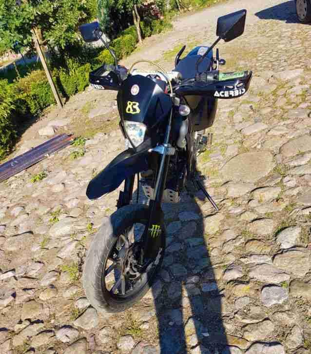Kreidler Supermoto SM 125