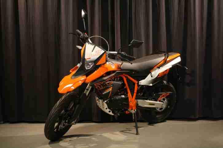 Kreidler Supermoto SM Dice 125 Pro, Motorrad, Versand bundesweit 90,
