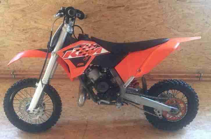 Ktm Sx 65 (Bj:2015) Motocross, MX