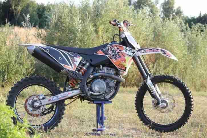 Ktm Sxf 505