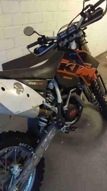 Ktm exc 450 2006