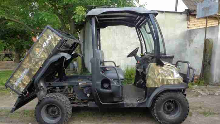 kubota rtv 900 4x4 diesel allrad kipper utv bestes. Black Bedroom Furniture Sets. Home Design Ideas