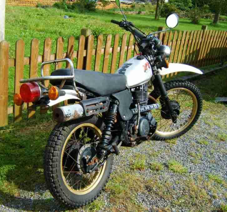 Yamaha xt 500 - Bestes Angebot von Yamaha.