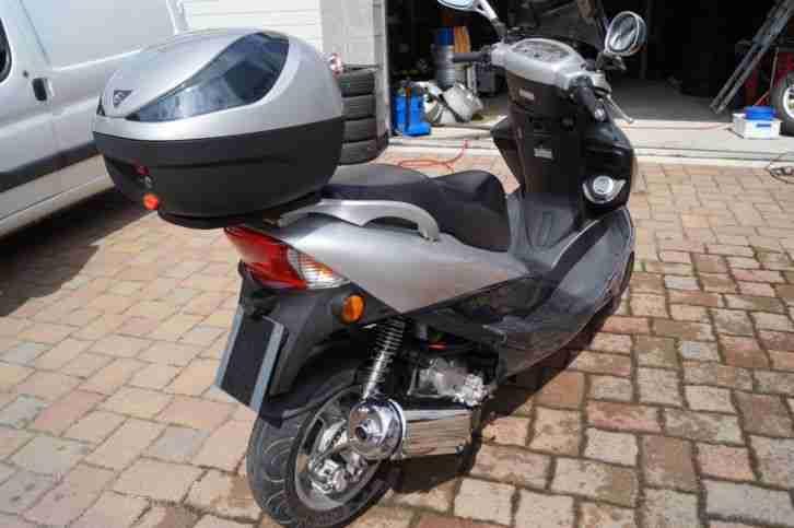 Kymco Grand Dink 125 Luxus Roller im absoluten TOP Zustand